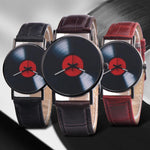 Unisex Retro Analog Watch