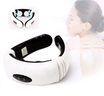 Electric Heated Neck Massager Home Treatment