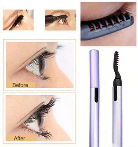 #1 Electric Heated Eyelash Curler