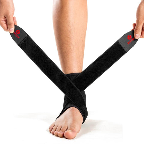 #1 Adjustable Ankle Support