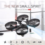 Mini LED Quadcopter RC Drone for Kids