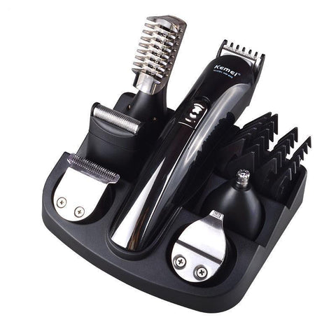 6-in-1 Rechargeable Hair Beard Trimmer