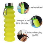 The Collapsible Water Bottle