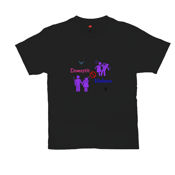 Opulent Dezignz™️ Domestic Violence Awareness T-Shirts
