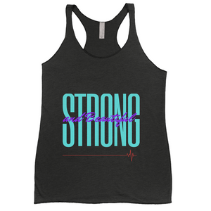 OPULENT DEZIGNZ™ Strong and Beautiful Tank Tops