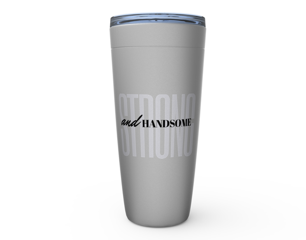 Opulent Dezignz™ Strong and Handsome Viking Tumblers