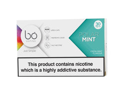 Bo Caps Polar Mint 3 Pack - Vapespot