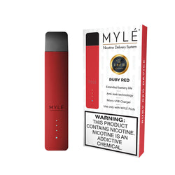 MYLE Pod System Kit - Ruby Red *NEW Gen 3 Model* | Vapespot