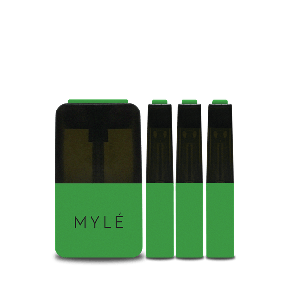 MYLÉ Pods Lemon Mint Pods V4 | Vapespot