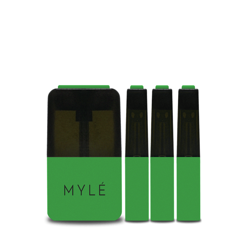 MYLÉ Pods Lemon Mint Pods V4 - Vapespot
