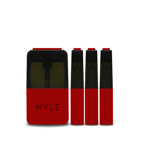 MYLÉ Pods Red Apple Pods V4 | Vapespot