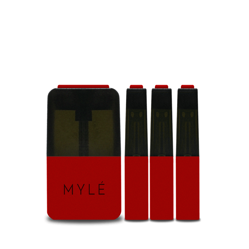 MYLÉ Pods Red Apple Pods V4