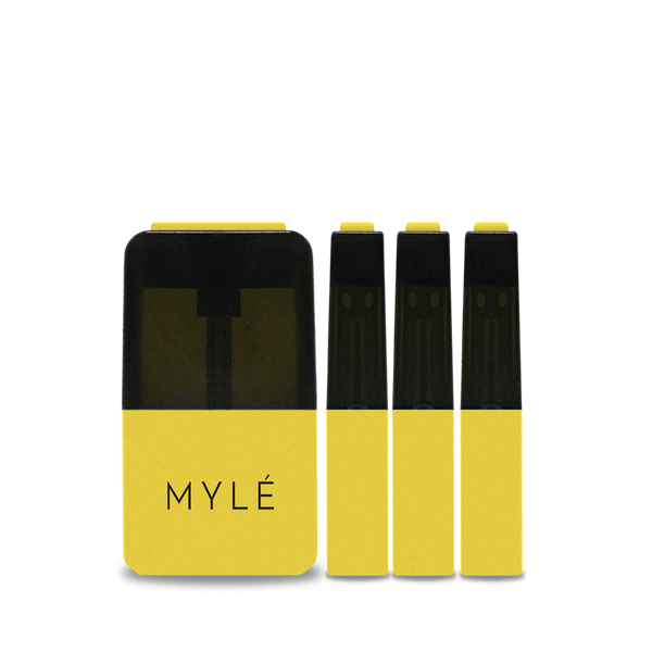 MYLÉ Pods Tropical Fruit Mix Pods V4 - Vapespot