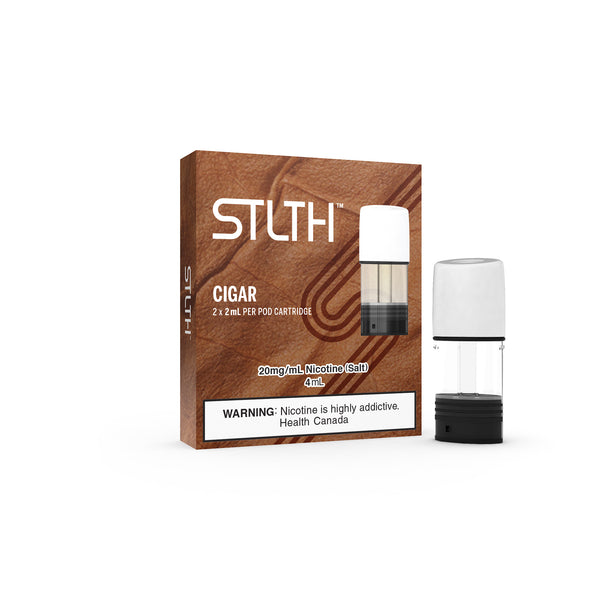 STLTH Pod Pack - Cigar (2 pack) - Vapespot
