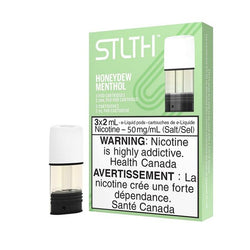 STLTH Pod Pack - Honeydew Menthol | Vapespot