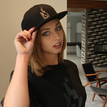 Embroidered Pyre Snapback
