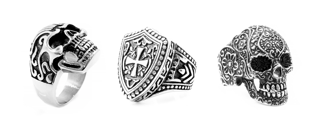 Examples of Mexican biker rings