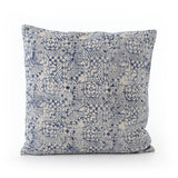 Faded Mosaic Print Pillow-Set Of 2
