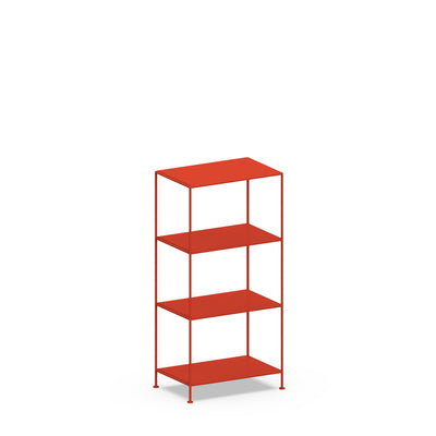 Narrow Shelves 4-Tier
