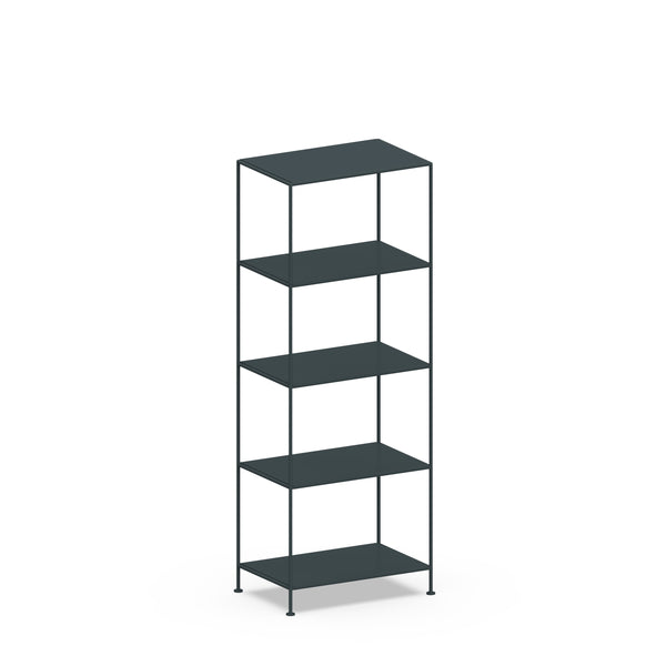 Narrow Shelves 5-Tier