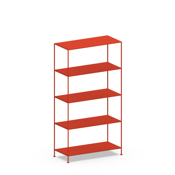 Wide Shelves 5-Tier
