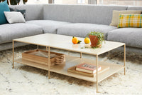 Coffee Table Double