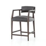 Tyler Counter Stool-Chaps Ebony