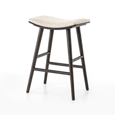Union Saddle Counter Stool