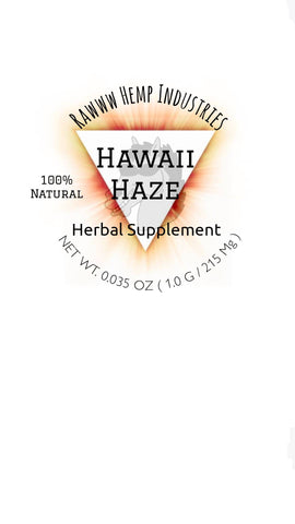 Hawaii Haze
