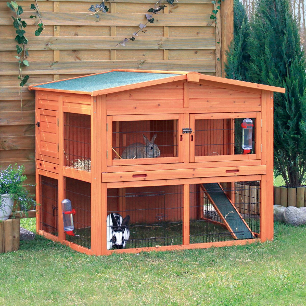 Guinea Pig Cages Hutches & Runs