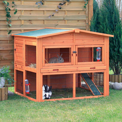 Guinea pig pet n pony for Amazing rabbit cages