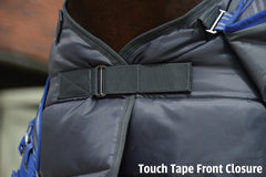 touch tape front closure