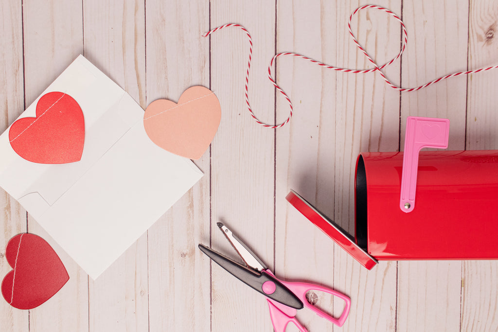 8 Easy & Fun Valentine Cards