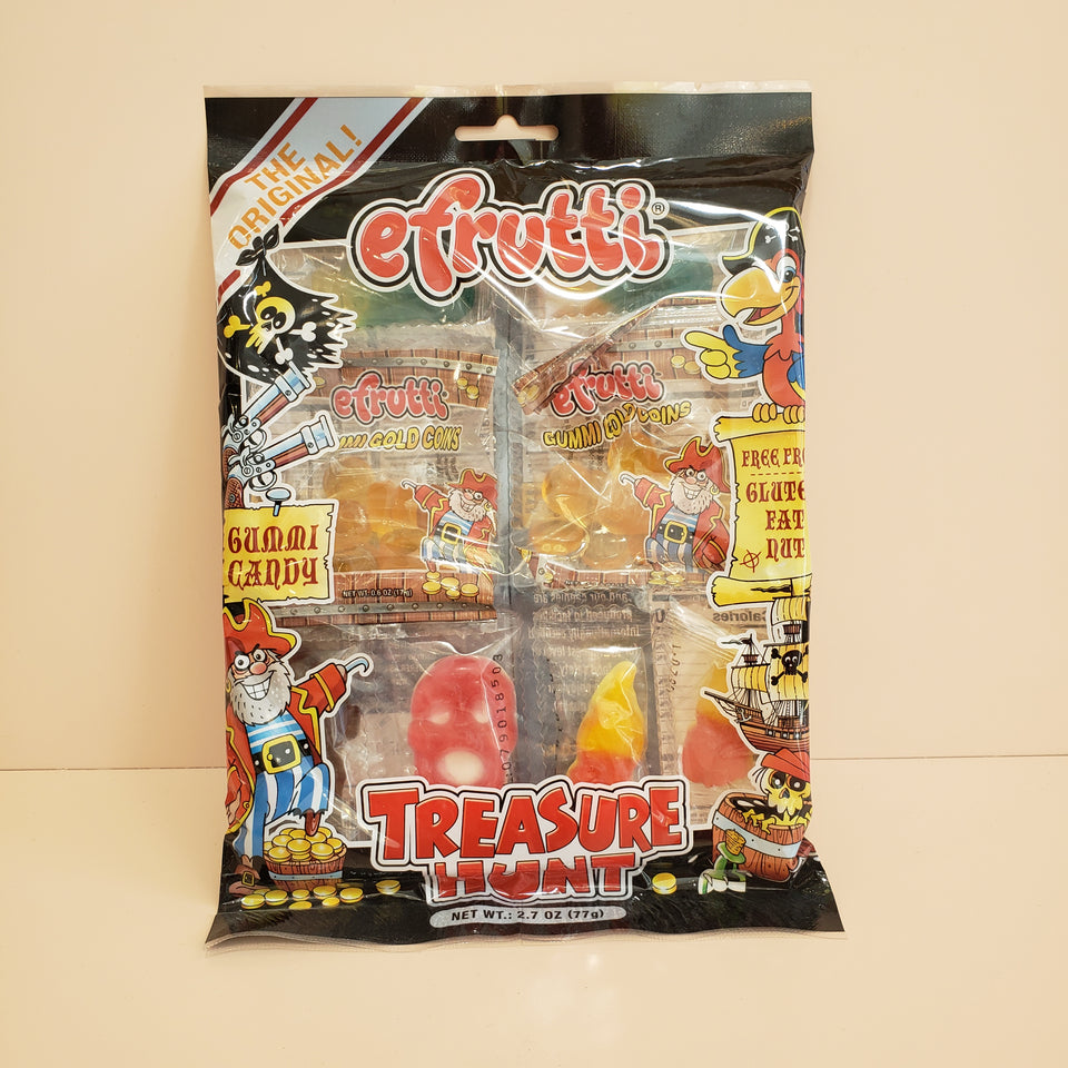 Efrutti Treasure Hunt Gummy