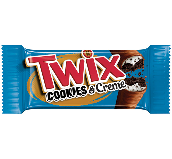 Twix: Cookies and Cream