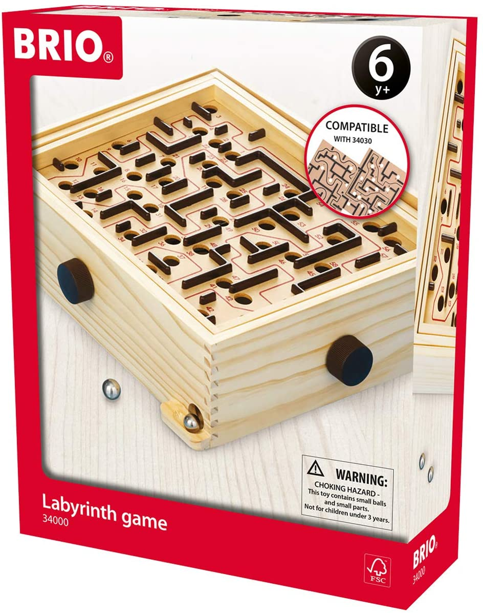 Labyrinth: Marble Run