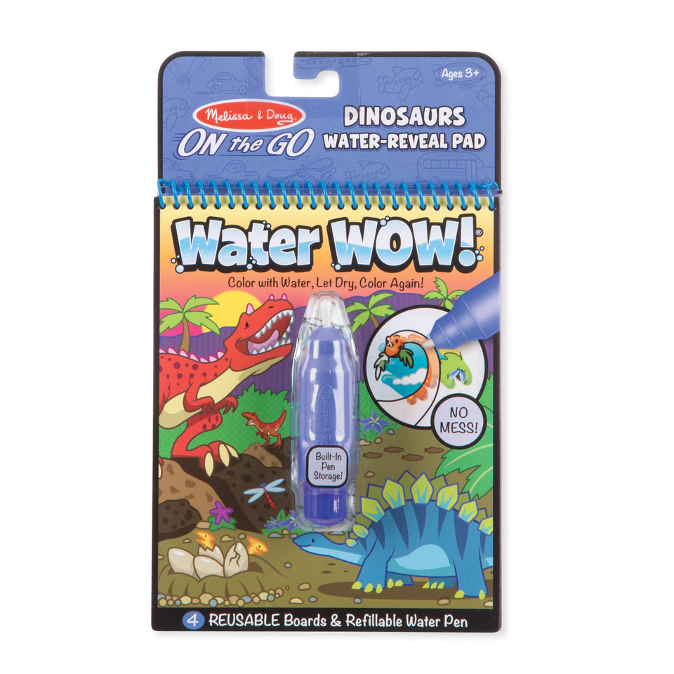 Water Wow: Dinosaurs