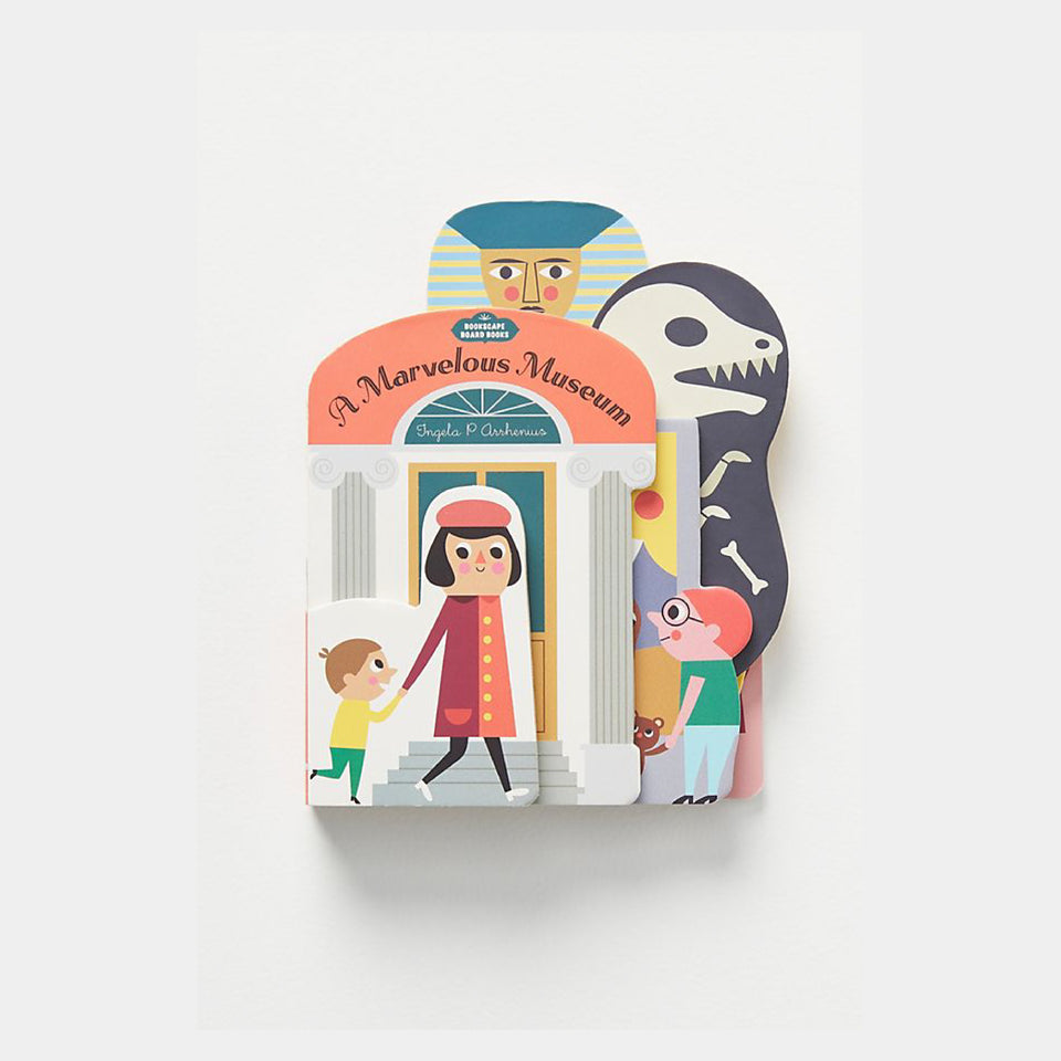 A Marvelous Museum: Board Book