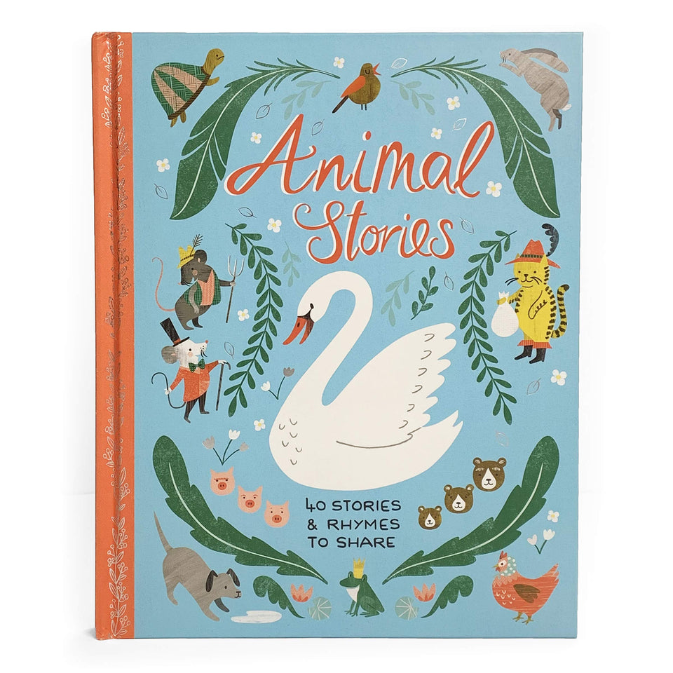 Animal Stories: 40 Stories & Rhymes to Share