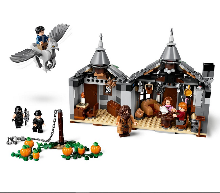 Lego Harry Potter: Hagrid's Hut Buckbeak's Rescue