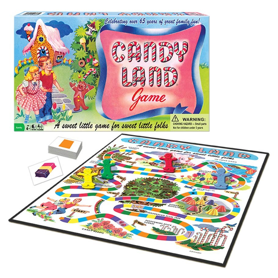 Candy Land: 65th Anniversary