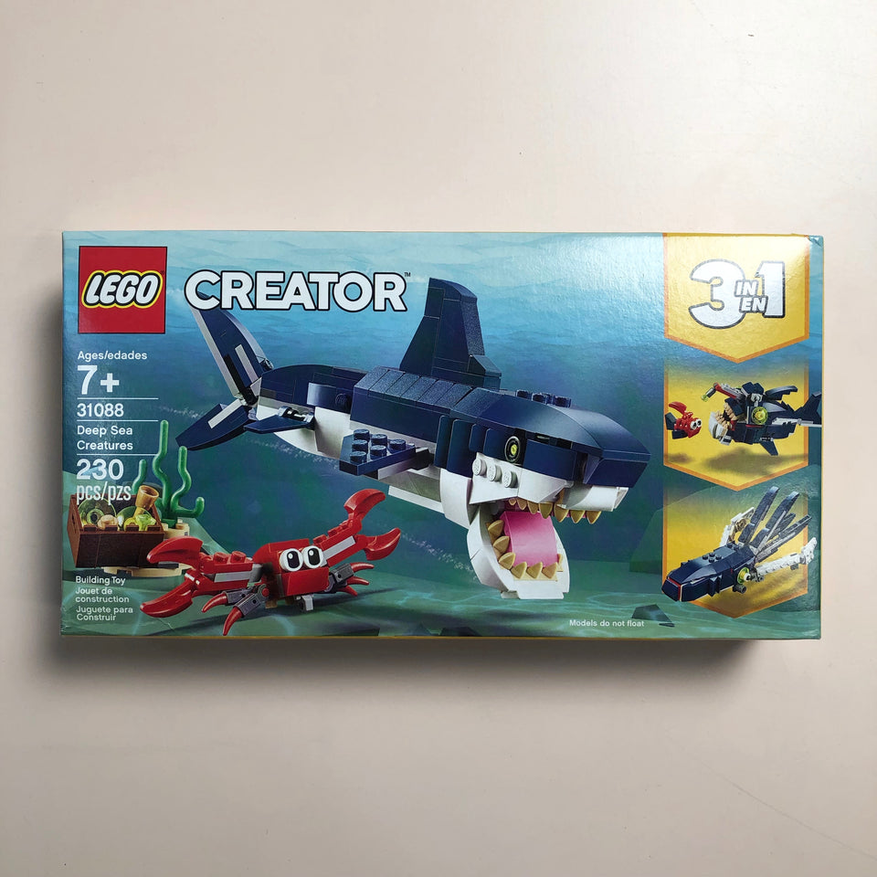 Lego Creator: Deep Sea Creatures