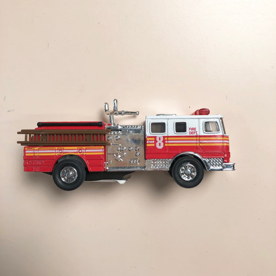 Fire Engine: Pull Back