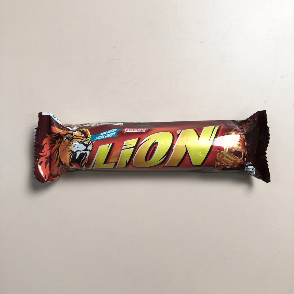 Lion Bar: Chocolate