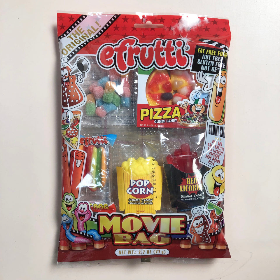 Efrutti Movie Bag Gummies
