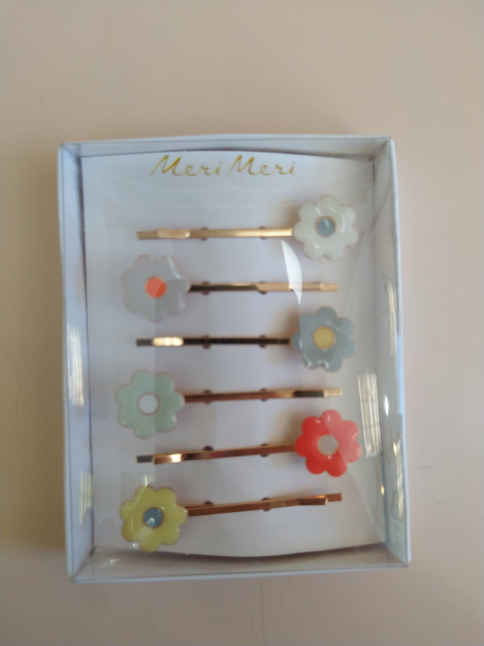 Daisy Hairclips
