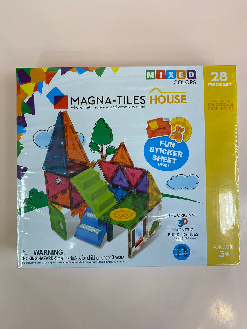 Magna-Tiles: House 28 Piece Set