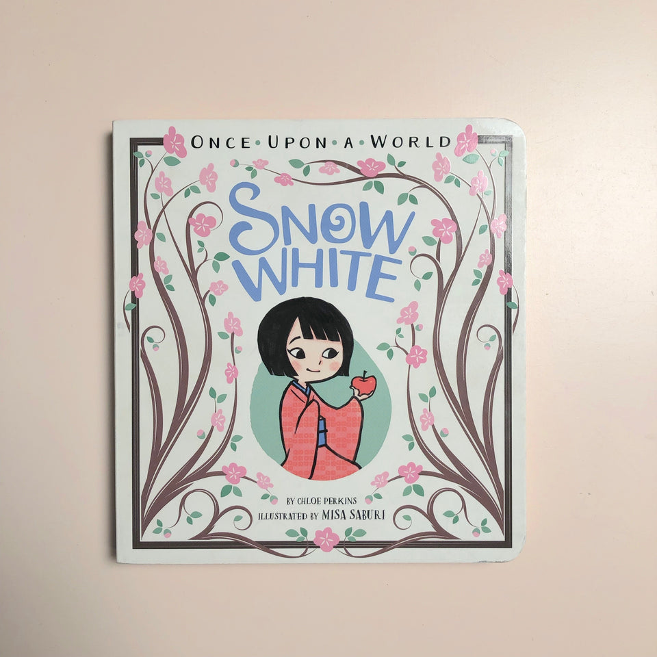 Once Upon a World Board Books