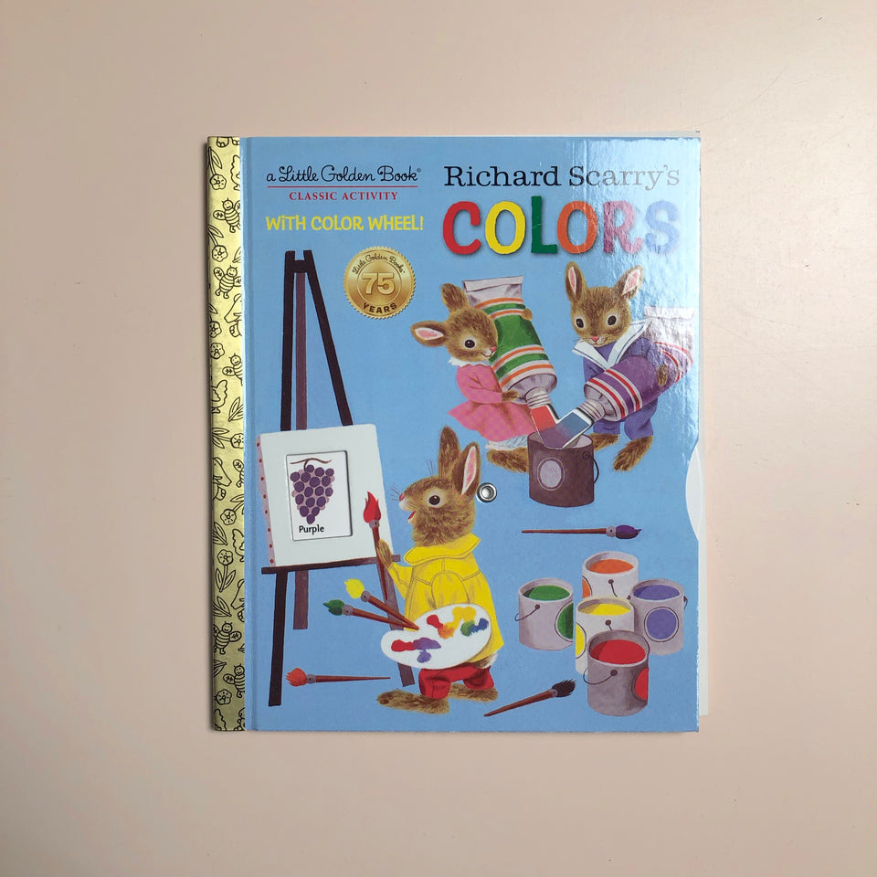Richard Scarry's: Colors