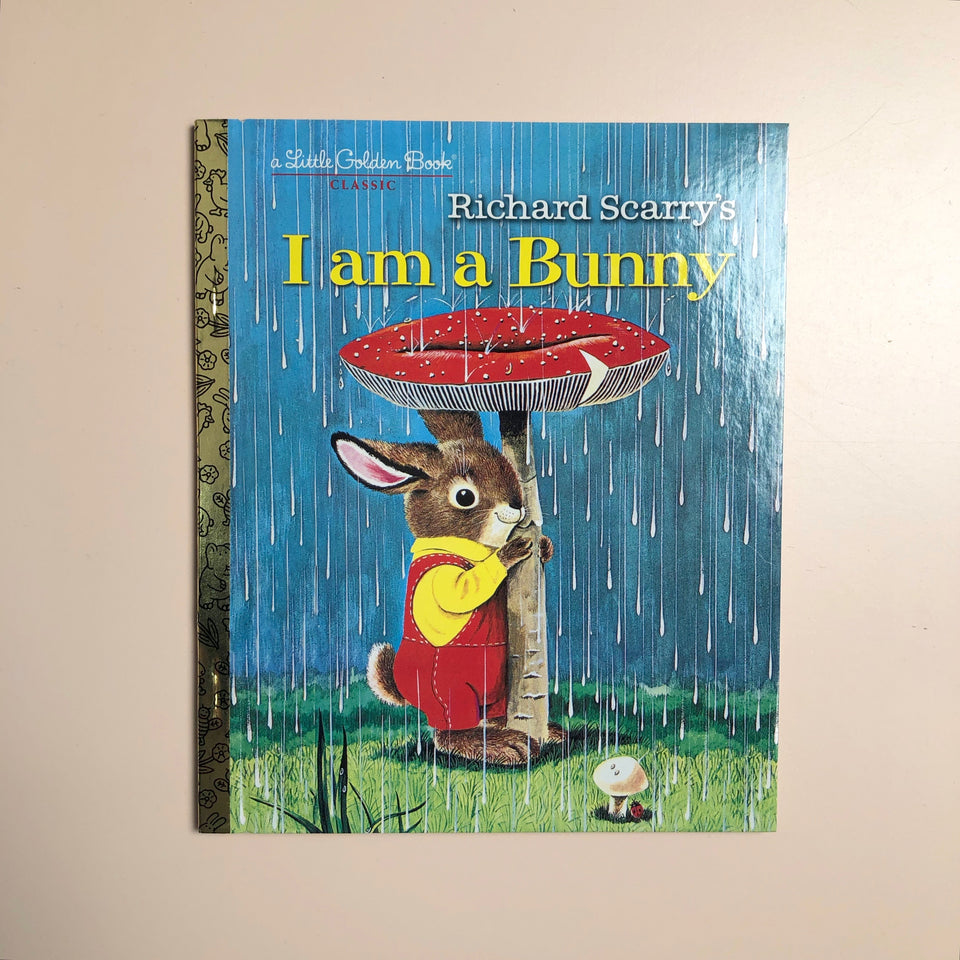 Richard Scarry's: I am a Bunny